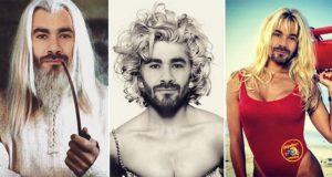Riccardo Photoshop Transforms Famous Person