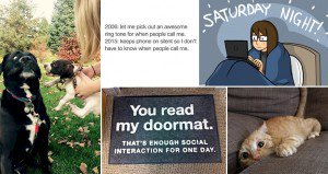 Signs Of Being An Introvert