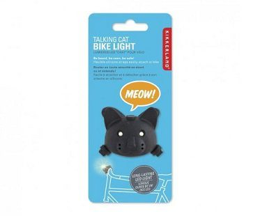 Talking Cat Bike Light pack