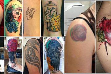 Tattoo Cover-Ups