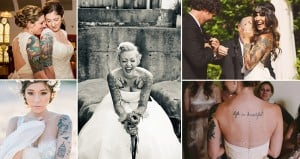 Tattooed Brides