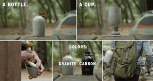 The Pint Two-In-One Canteen