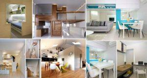 Tiny Apartments Imagination Storage