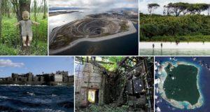 Unusual Islands On Earth