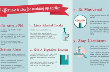 Waking Up Earlier Tips