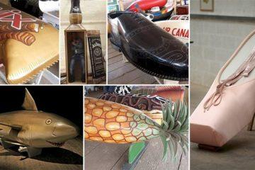 Weird Creative Coffins