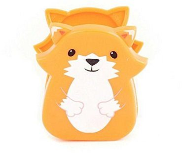 Woodland Animals Bag Clips fox
