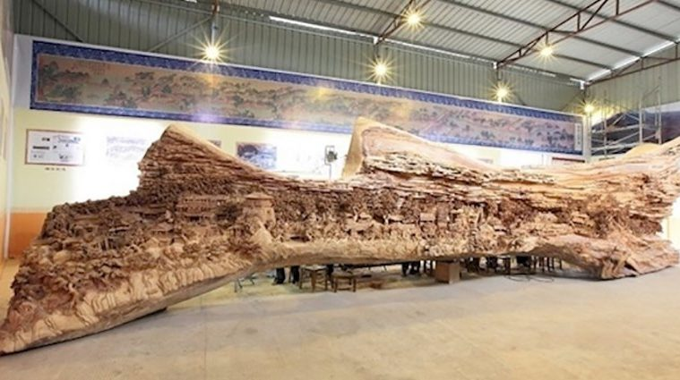 Zheng Chunhui Tree Art