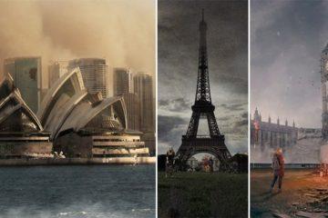 Zombie Apocalypse World Landmarks