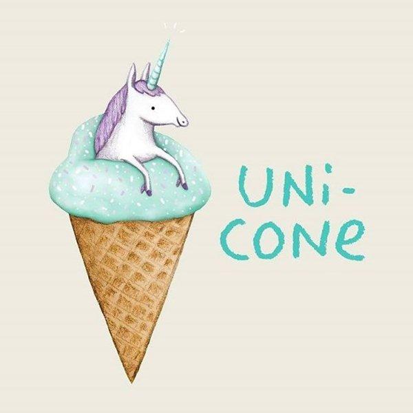 animal-puns-ice-cream-uni-cone