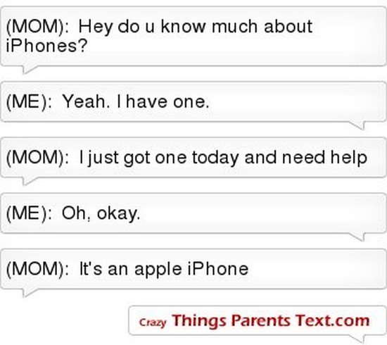 14 Cringeworthy Times Parents Totally Failed At Texting