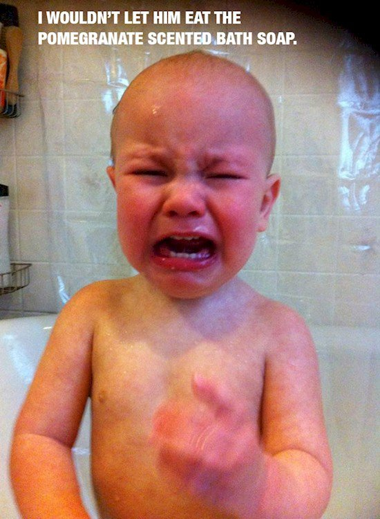 16 Kids Who Are Crying Over The Weirdest Things