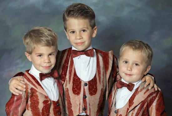bacon suit kids