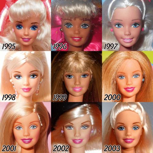 barbie-evolution-1995-2003