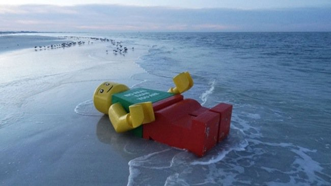beach-lego