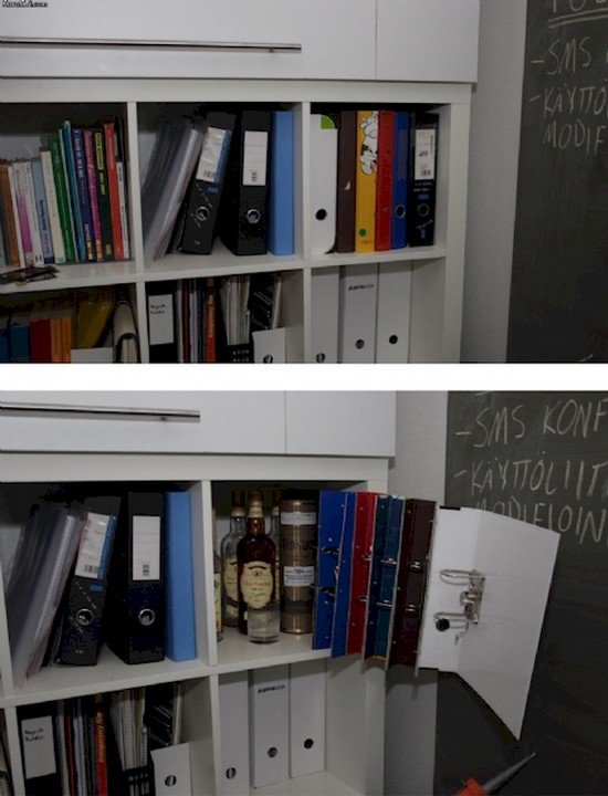 binders drinks cabinet