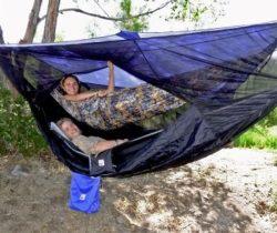 bunk bed hammock