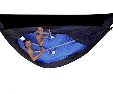 bunk bed hammock tent