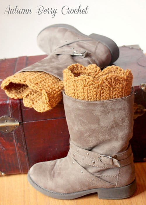 crochet-project-boot-cuffs