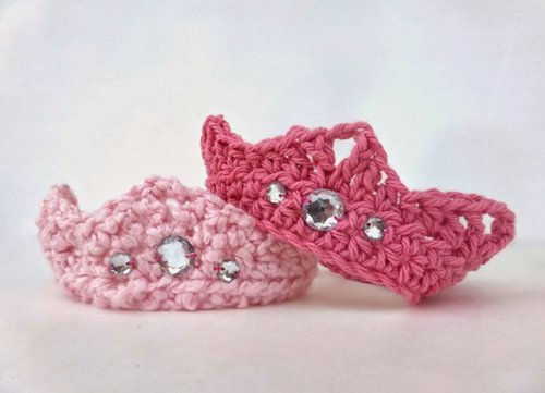 crochet-project-tiara