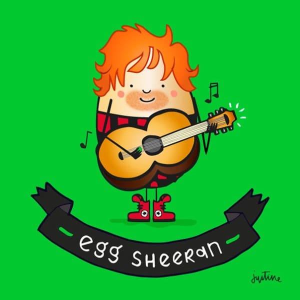 cute-celebrity-puns-sheeran