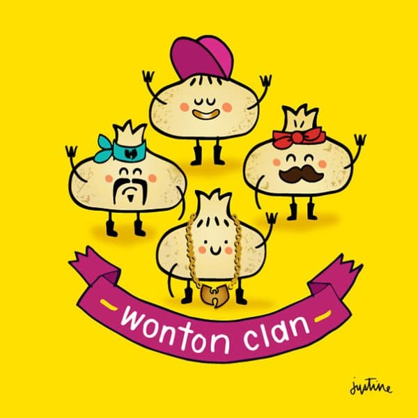 cute-celebrity-puns-wonton-clan