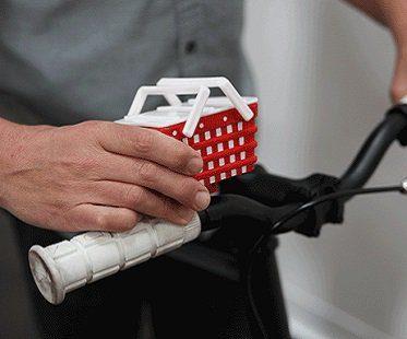detachable bike basket