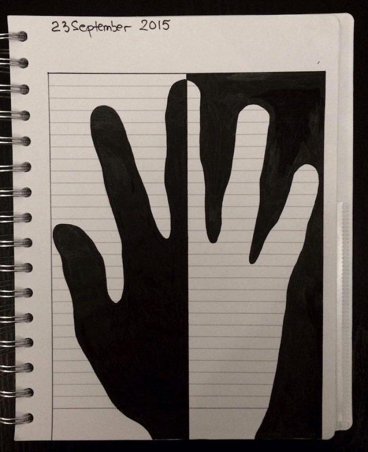 doodle-black