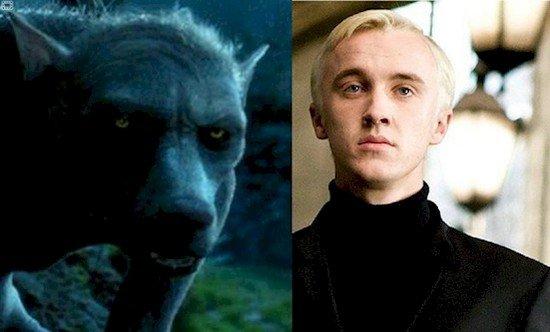 draco werewolf