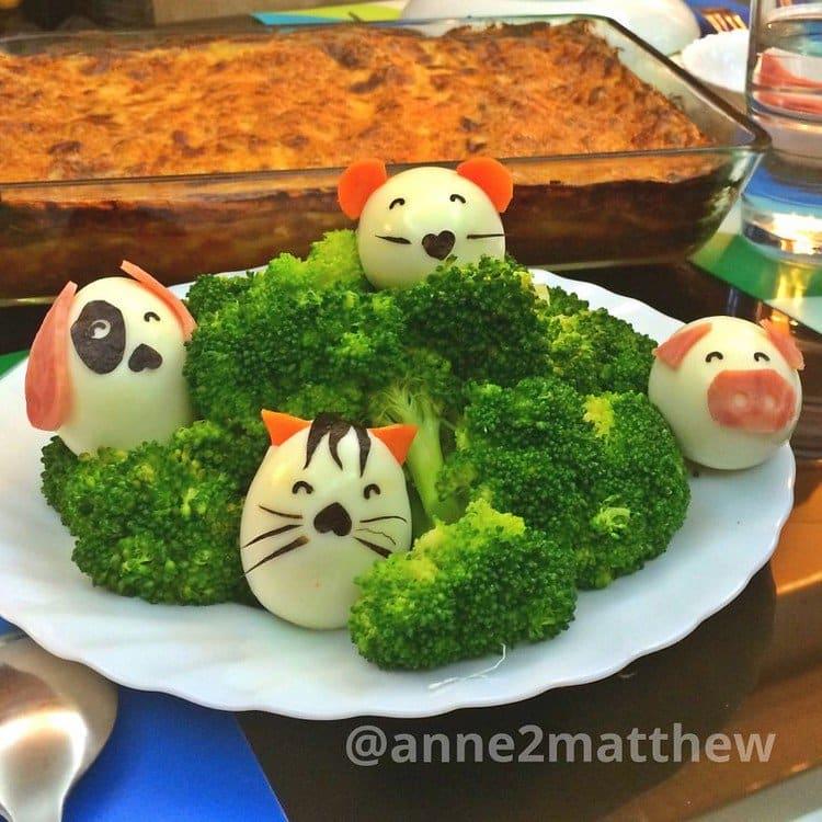edible animals