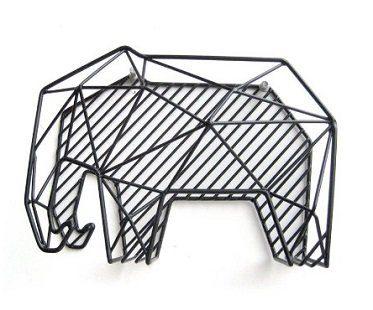 elephant organizer tidy