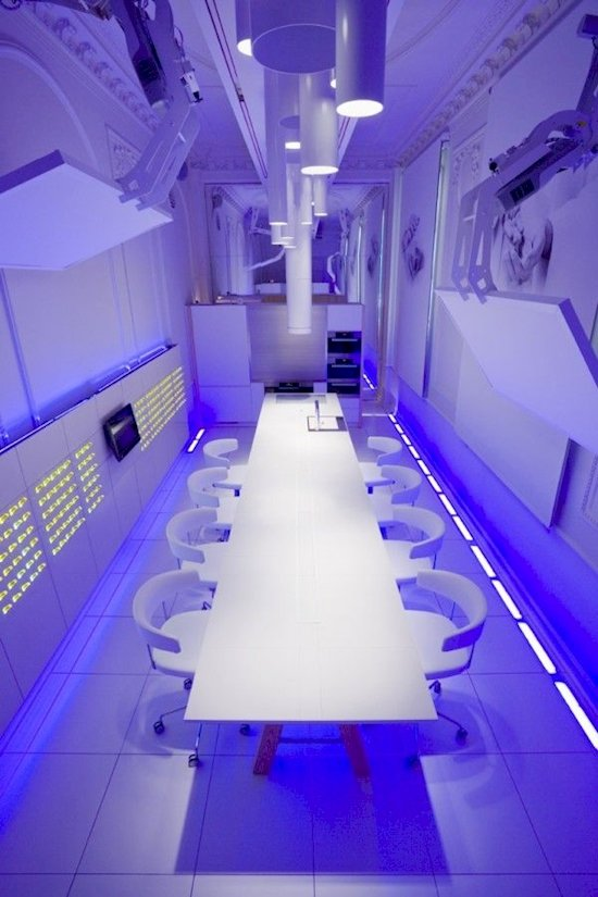 11 Awesome Futuristic Rooms You Will Love