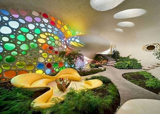 futuristic-interior-design-grotto