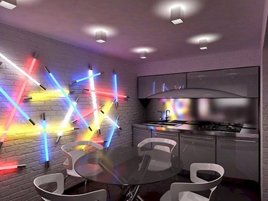 futuristic-interior-design-lights