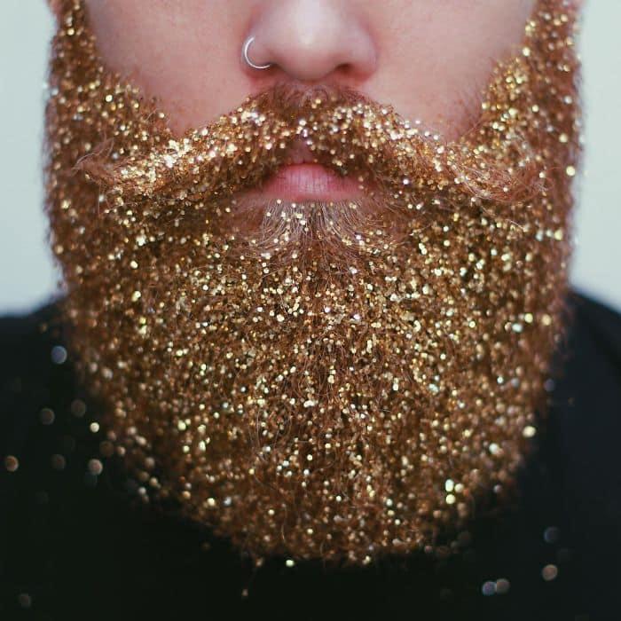 gold beard