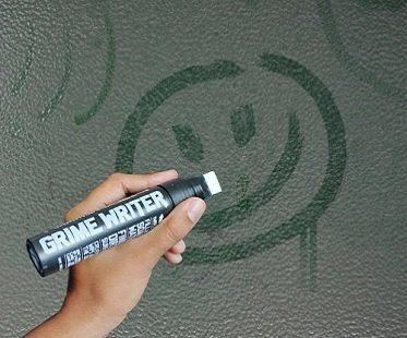 grime writer marker pen
