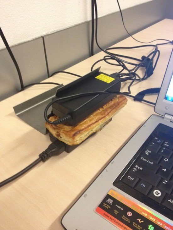 heating food power pack