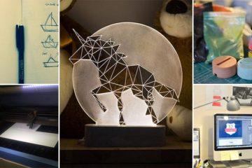 iLLuminite Amit Sturlesi LED Lamps