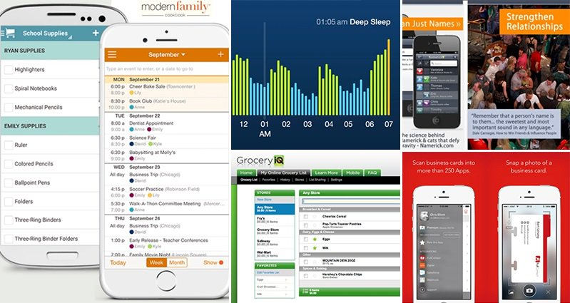 12 Iphone Apps That Will Organize Your Whole Life
