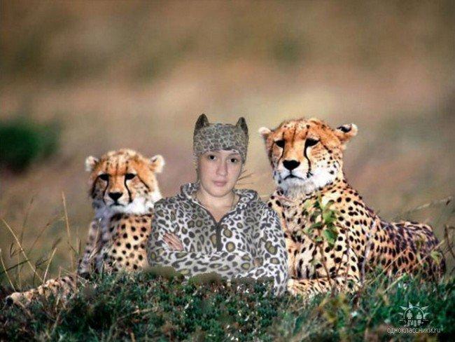 jaguars girl