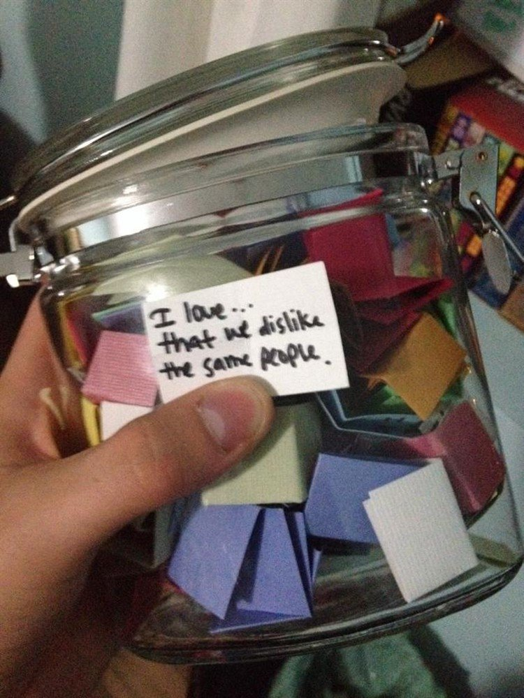 jar note dislike