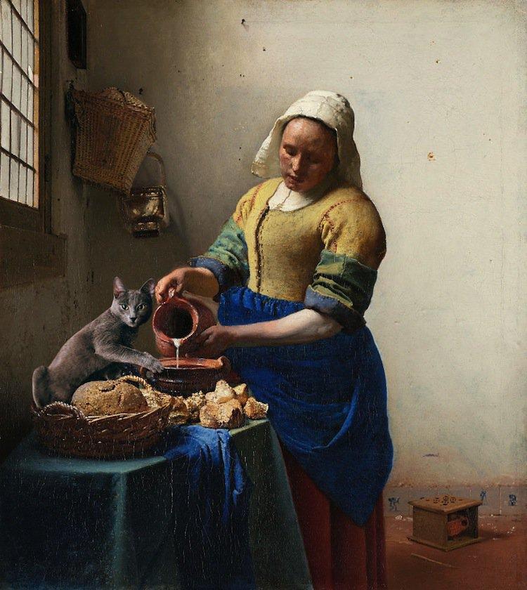 kitty-milkmaid