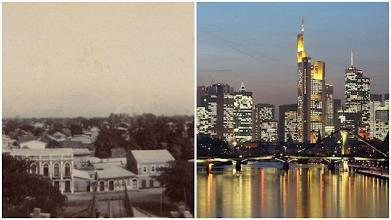 lagos then and now