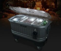 light up drink cooler