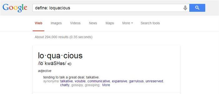 loquacious definition