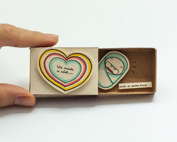 matchbox-cards-baby