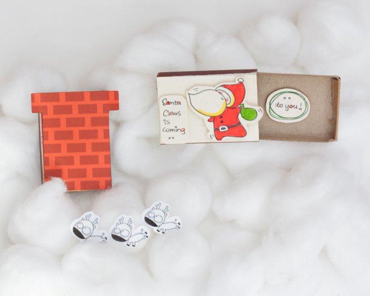 matchbox-cards-christmas