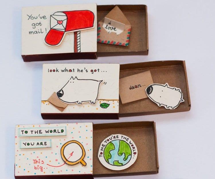 matchbox-cards-notes