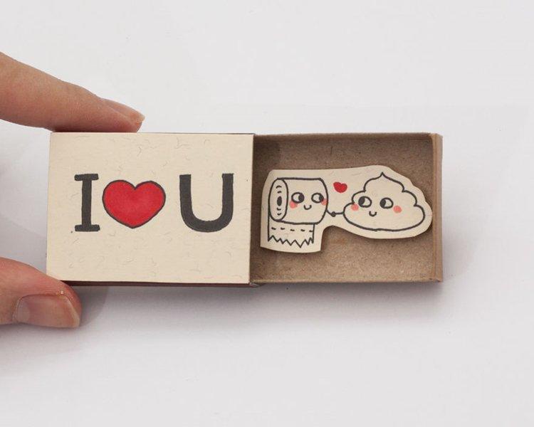 matchbox-cards-poop