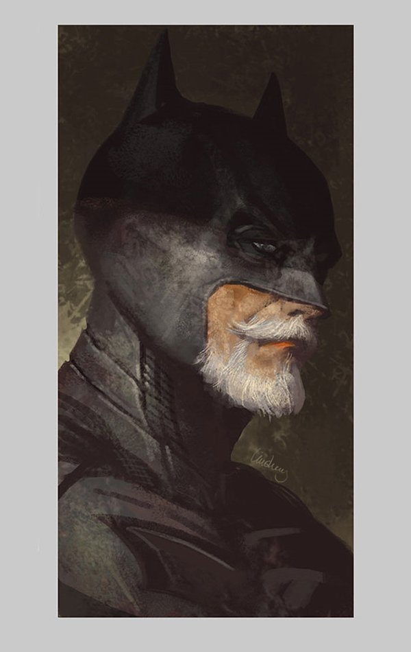 old-superhero-paintings-eddie-liu-batman